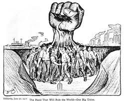 working class one fist copy