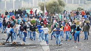 Israel convulsed in protests
