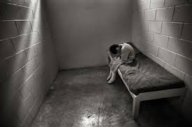 Solitary confinement - A form of psychological torture.