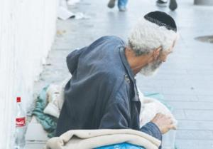 Homelessness in Israel
