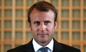 Emmanuel Macron: This former investment banker wants to run the French economy