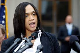 "Marilyn Mosby ""There are barriers of distrust within the community and law enforcement. And we've got to find ways to bring down these barriers."" But it's not a matter of distrust or a few rogue cops; the problem is that the police are there to enforce the economic exploitation, oppression and racism that is inherent in the entire system."
