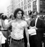 Abbie Hoffman back in the day.