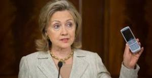 Hillary Clinton. Her lack of credibility means that as president she would have a hard time holding things together.
