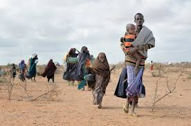 What they went through fleeing Somalia