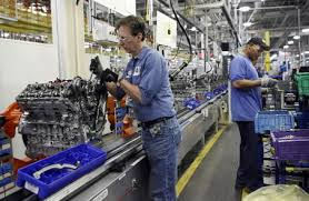 Workers at Ford auto. They expect something better.