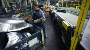 Worker at GM's Pontiac Metal Plant: GM is planning on importing from China.