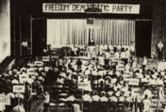 The Mississippi Freedom Democratic Party of 1964. They proved that serious reform of the Democratic Party is impossible.