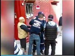 "New York City postal worker Glenn Grays, getting harassed and then arrested by four undercover NYC cops. Grays was almost run down by the cops as he stepped out of his UPS truck and he yelled at the cops' car as they sped by. They stopped, backed up, got out and arrested him for ""disorderly conduct."" Had there not been witnesses with cameras, he surely would have been beaten on the spot. The cops act as a law unto themselves and are unwilling to tolerate any objections."