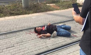 A Palestinian child murdered by fascist Jewish settlers in the West Bank. Not only do liberals like Bernie Sanders cover up for and defend the police here, they do the same as far as Israel is concerned.