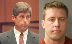 Mark Fuhrman (left); Jason Stockley (right) These two cops clearly planted evidence. The only unique thing about them is that we have the evidence they did. Is this what happened in Crutcher's case? Will we ever know?
