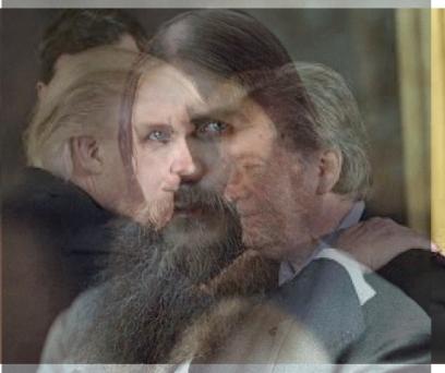 Tsar Nicholas II had Rasputin; Trump has Bannon