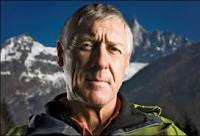 "Russel Brice, owner and operator of Himalaya Experience, Ltd. He expresses so much concern for ""his"" Sherpas, until they stand up for their interests."